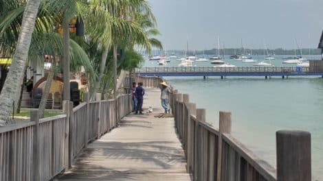 Changi Boardwalk