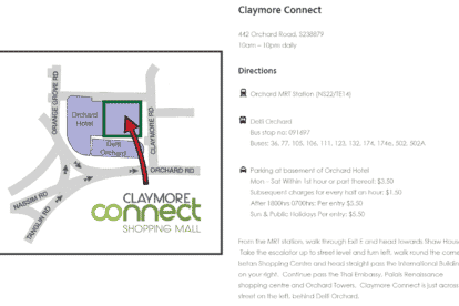 Claymore Connect Car Parking & Transport