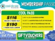 Cool de Sac - Membership