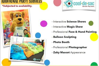 Cool de Sac - Party Services