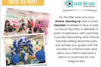 Cool de Sac - Royal Tea Party 1
