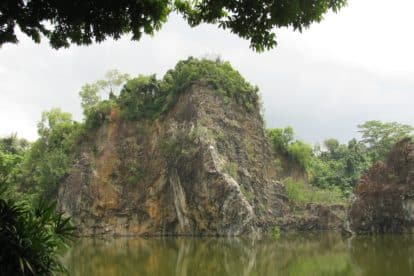 Hindhede Quarry