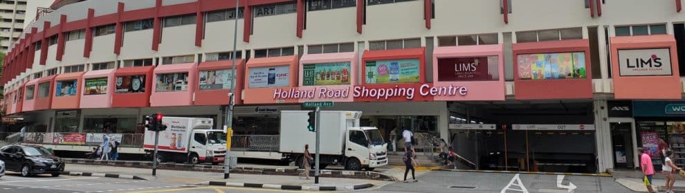Holland Road Shopping Centre
