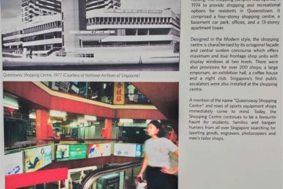 Queensway Shopping Centre History