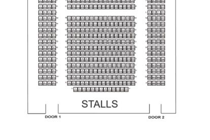 Victoria Concert Hall Seating Plan