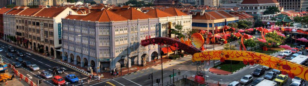 Cheap Accommodation Singapore - Orchard or City Apartment