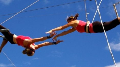 Flying Trapeze Singapore