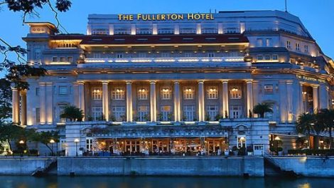 Singapore Luxury Hotels