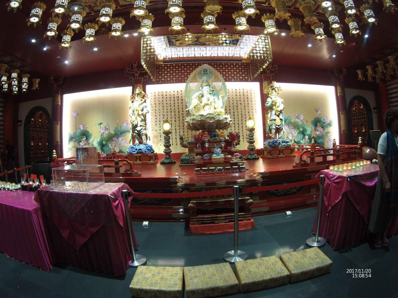 Buddha tooth Relic temple and museum 00070