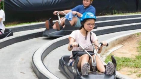 Sentosa Luge and Skyride