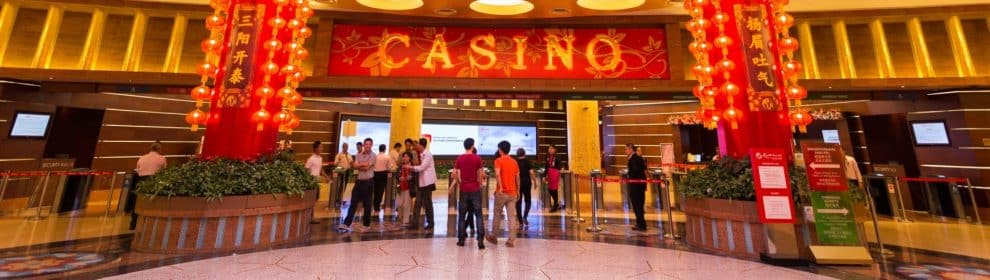dress code to casino at singapore