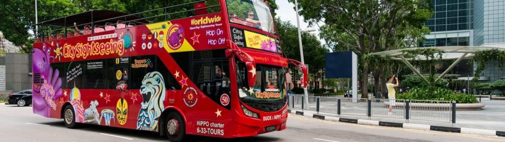 Singapore Hop-on-Hop-off Bus