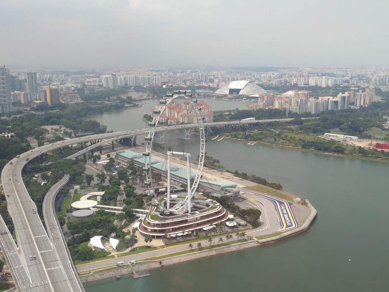 Marina Bay Sands Skypark 03
