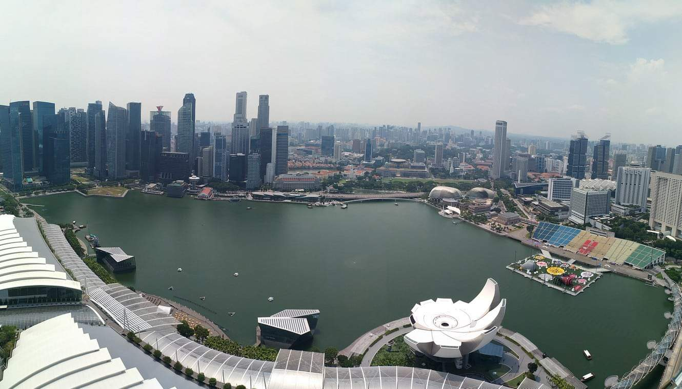Marina Bay Sands Skypark 05