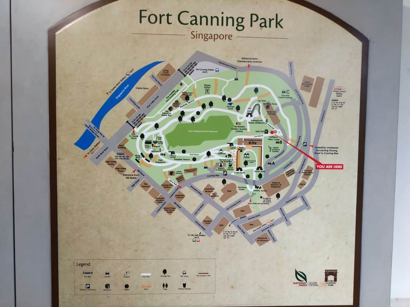 Fort Canning Park 00016