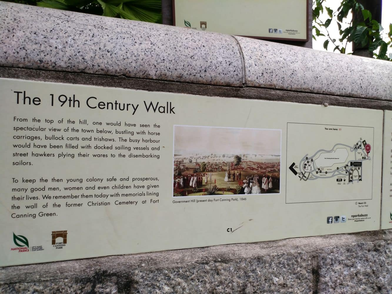 Fort Canning Park 00017