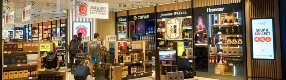 Duty Free at Singapore Changi Airport-featured