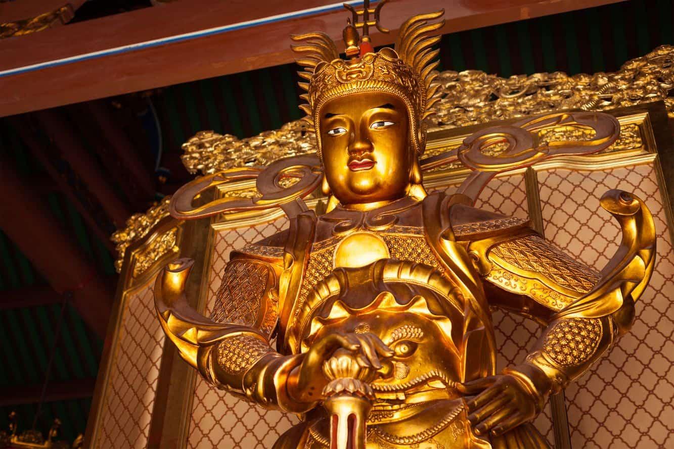 Lian Shan Shuang Lin Temple 01