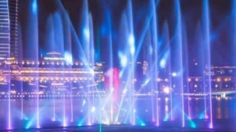 Spectra – A Light & Water Show
