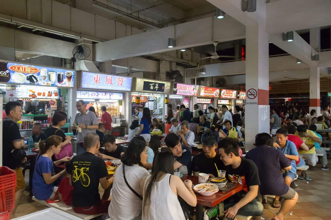 Lau Pa Sat Market 02