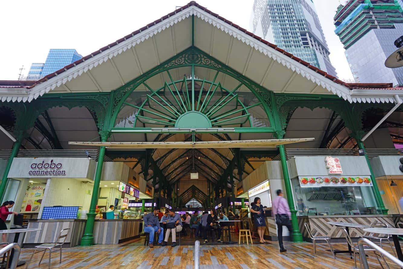 Lau Pa Sat Market 06