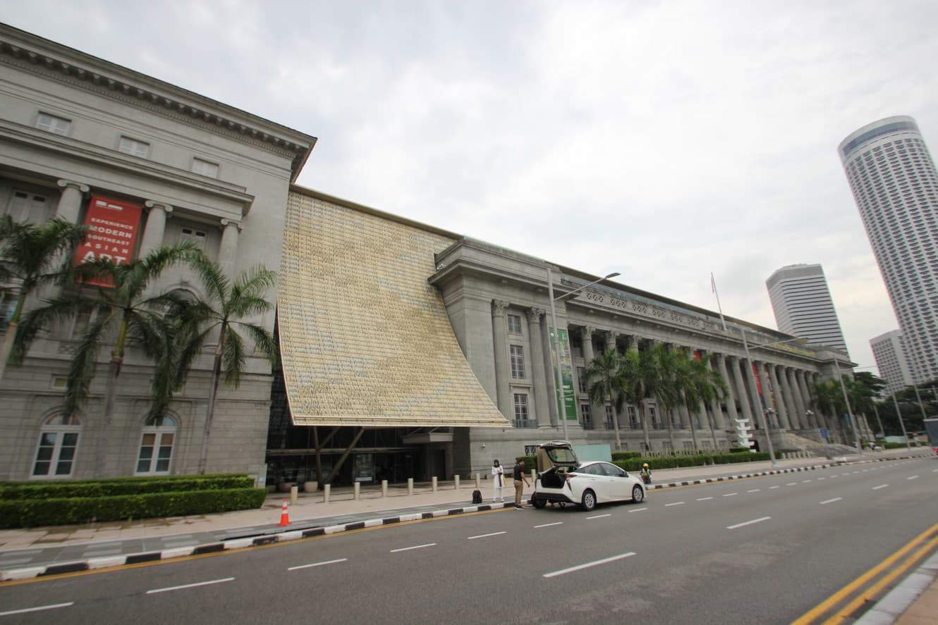 National Gallery Singapore 04