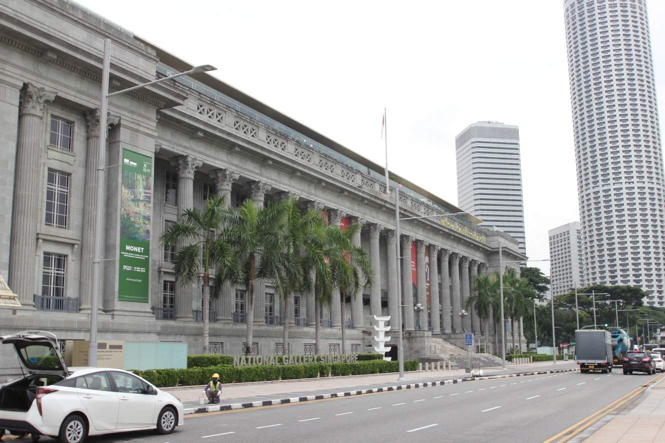 National Gallery Singapore 06