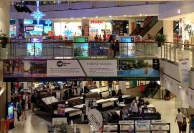 City Square Mall featured
