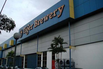 Tiger Brewery Tour 05