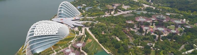 Gardens By The Bay Singapore Mrt Light Show Ticket Price