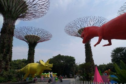 Gardens by the bay 00042