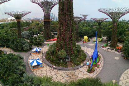 Gardens by the bay 00057