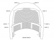 Grand Theatre Seating Plan - Grand Circle