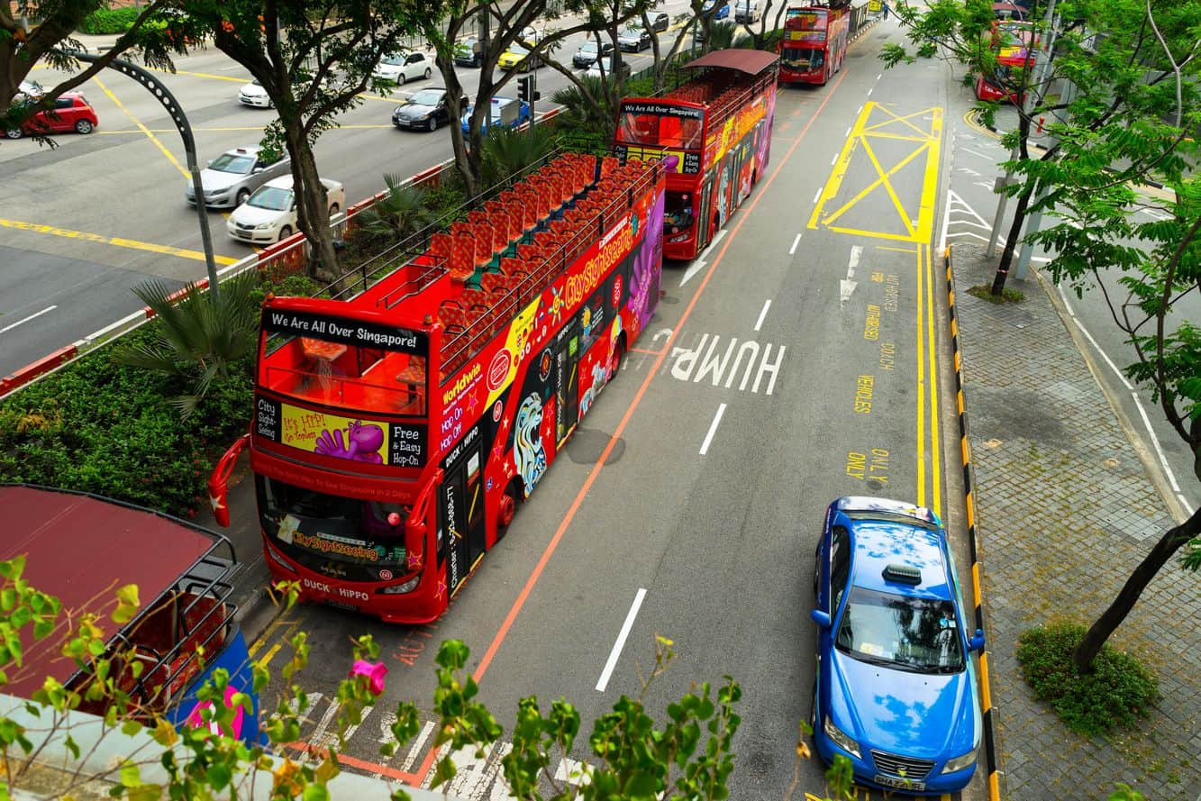 Singapore Hop-on-Hop-off Bus 02