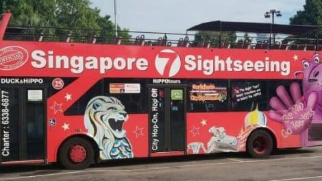 Singapore Hop on Hop off Bus-featured