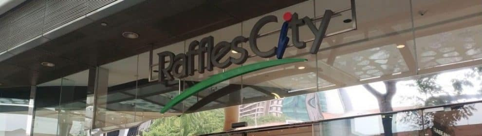 Raffles City Shopping Centre-featured