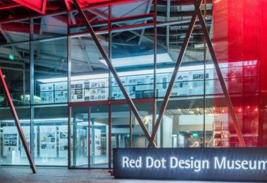 Red Dot Design Museum featured