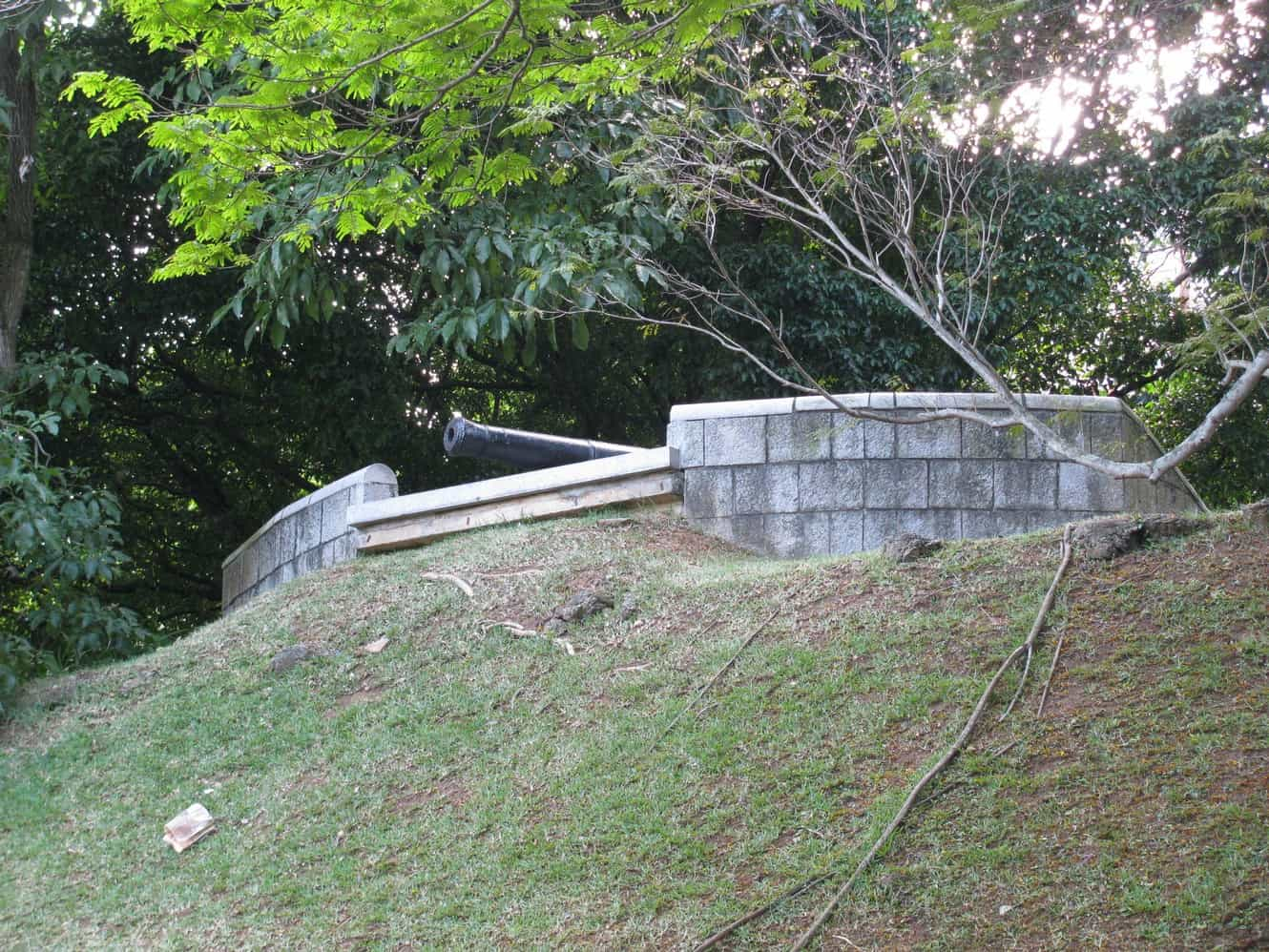 Fort Canning Park 02