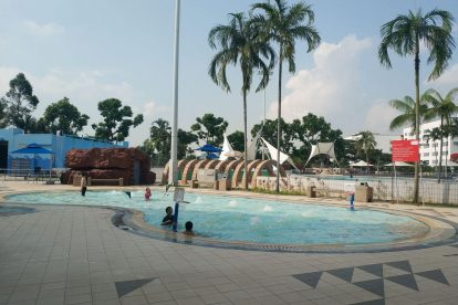 Jurong East Swimming Complex and Wate