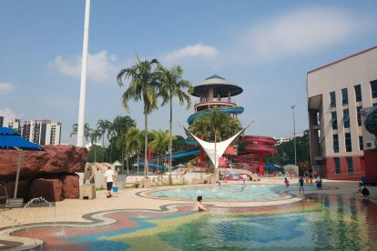 Jurong East Swimming Complex and Water Park-14