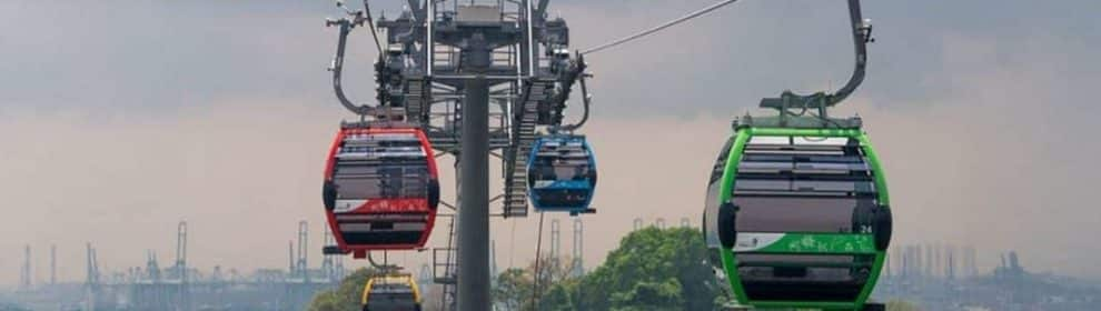 Sentosa Cable Car-featured