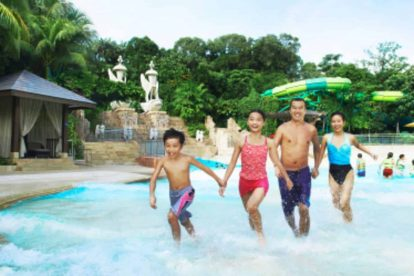 Adventure Cove Waterpark 02