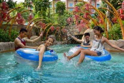 Adventure Cove Waterpark Singapore 02