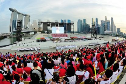 Singapores National Day 07