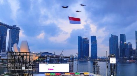 Singapores National Day