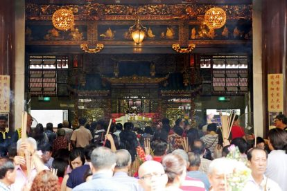 Hungry Ghost Festival 07