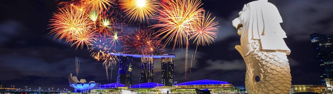 New Years Eve Singapore 2020 2021 Things To Do Fireworks At Marina Bay