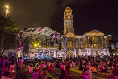 Singapore International Festival of Arts 8