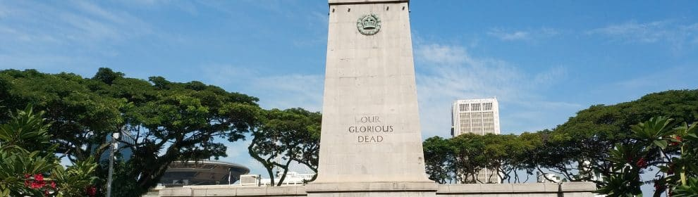 The Cenotaph, Singapore